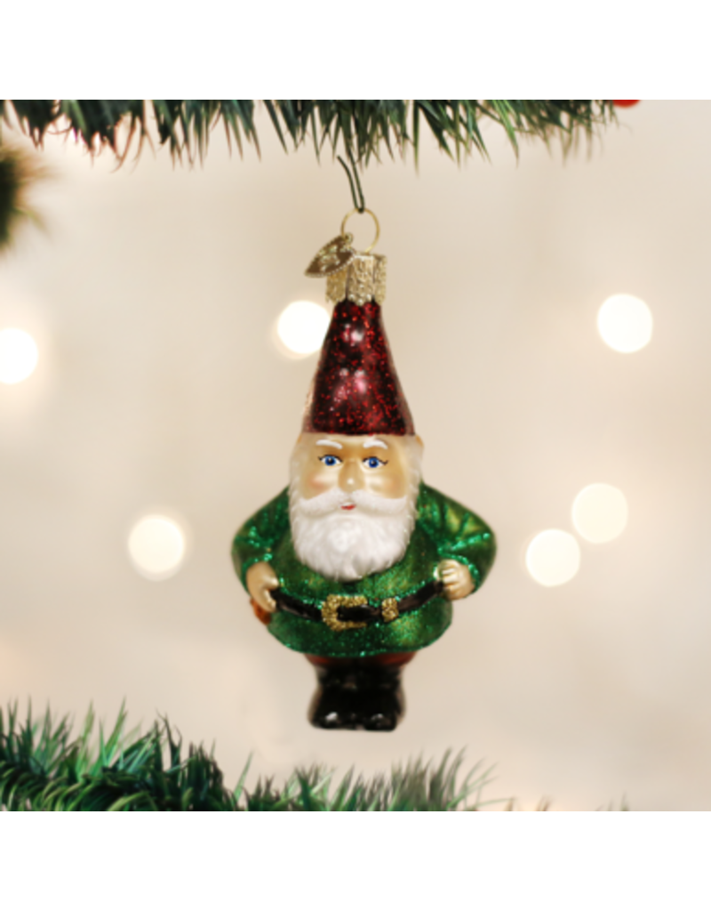 Old World Christmas Ornament Gnome