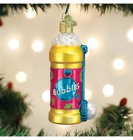 Old World Christmas Ornament Bubbles