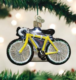 Old World Christmas Ornament Road Bike