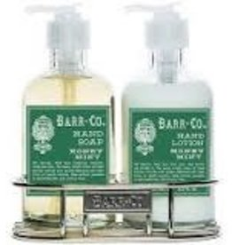 Barr-Co. Barr-Co. Lotion/Soap Caddy Duo Honey Mint