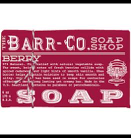 Barr-Co. Barr-Co. Paper Wrap Bar Soap 6oz Berry