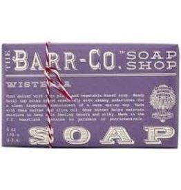 Barr-Co. Barr-Co. Paper Wrap Bar Soap 6oz Wisteria