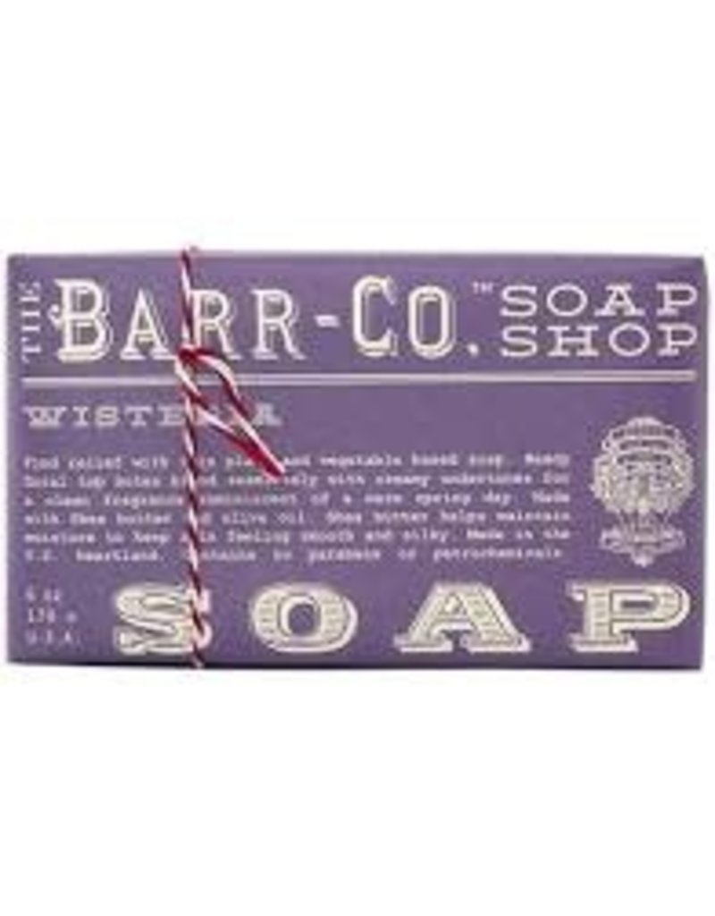 Barr-Co. Barr-Co. Paper Wrap Bar Soap 6oz Wisteria