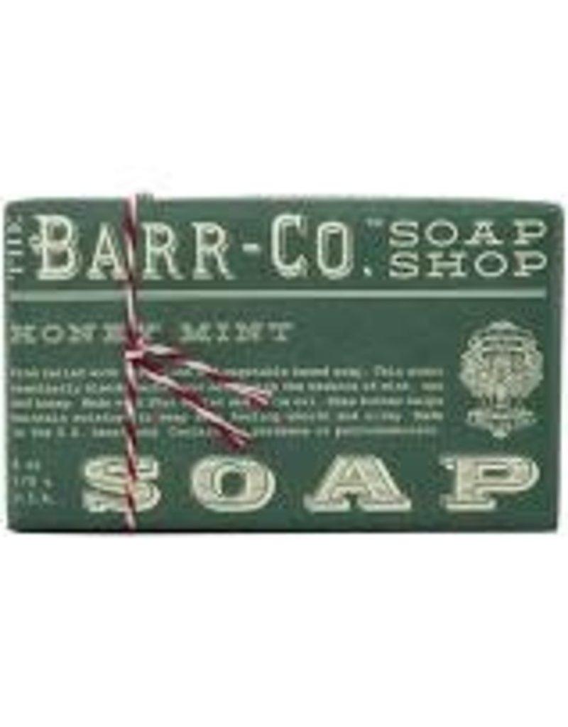 Barr-Co. Barr-Co. Paper Wrap Bar Soap 6oz Honey Mint