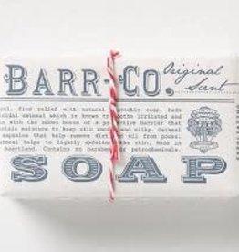 Barr-Co. Barr-Co. Paper Wrap Bar Soap 6oz Original Scent