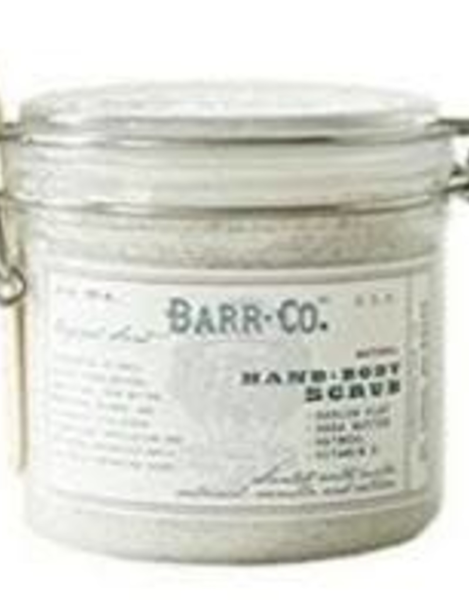 Barr-Co. Barr-Co. 12oz Clay Scrub Original Scent