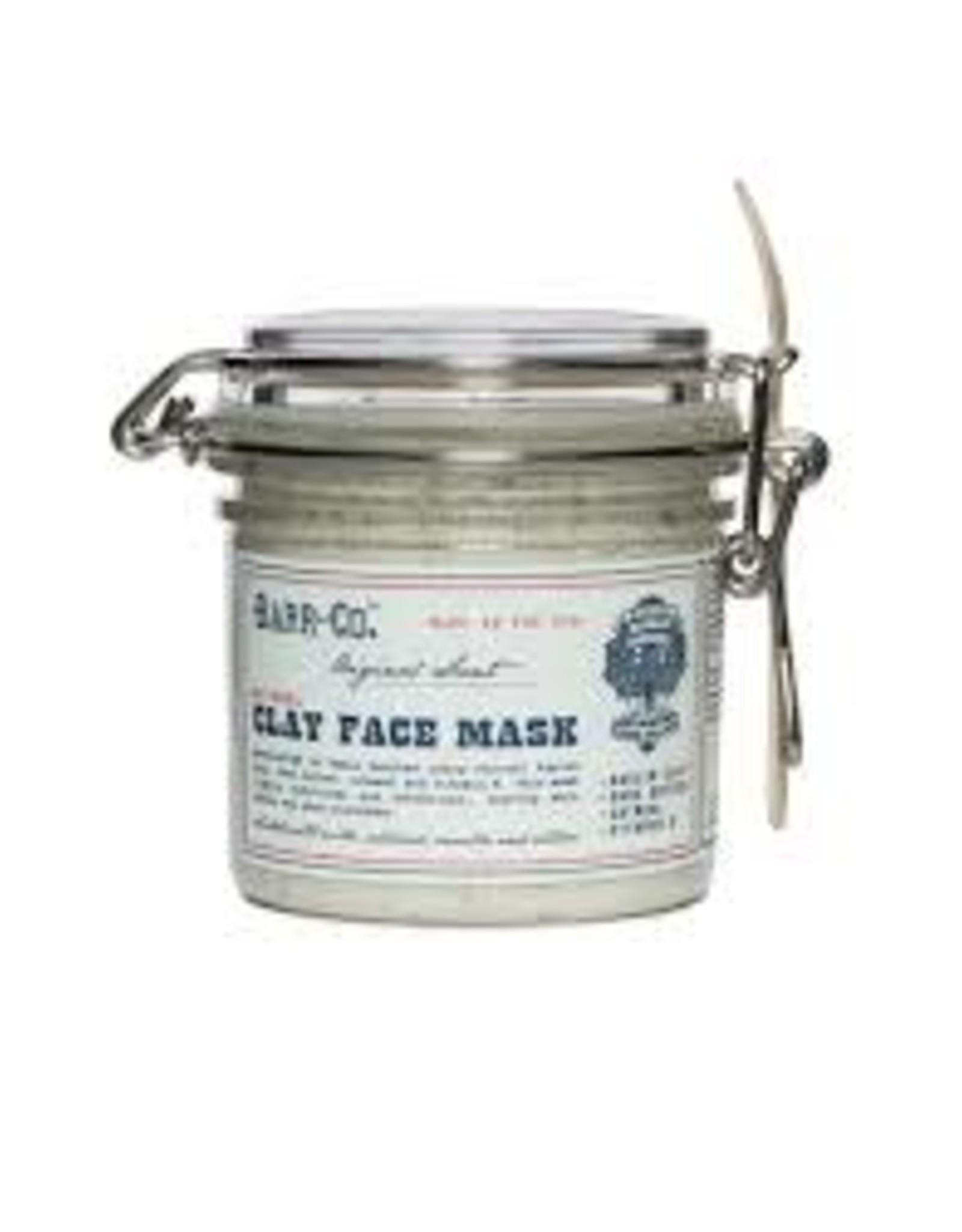 Barr-Co. Barr-Co. Clay Face Mask 6oz Original Scent