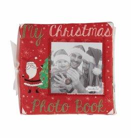 Christmas Plush Photo Album