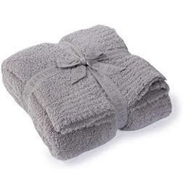 Barefoot Dreams Barefoot Dreams Cozychic Throw Dove Gray