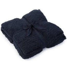 Barefoot Dreams Barefoot Dreams Cozychic Throw Indigo