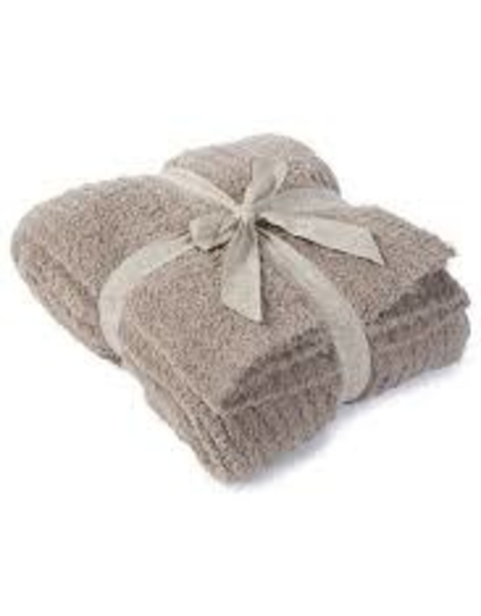 Barefoot Dreams Barefoot Dreams Cozychic Ribbed Throw Blanket Sand