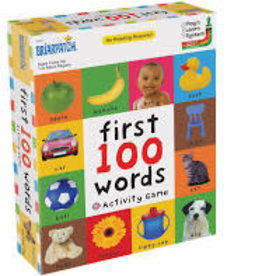 University Games First 100 Words Game