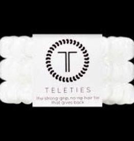 Teleties Teleties Large Coconut White