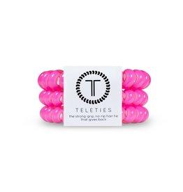 Teleties Teleties Large Hot Pink