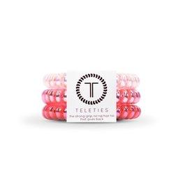 Teleties Teleties Small Think Pink