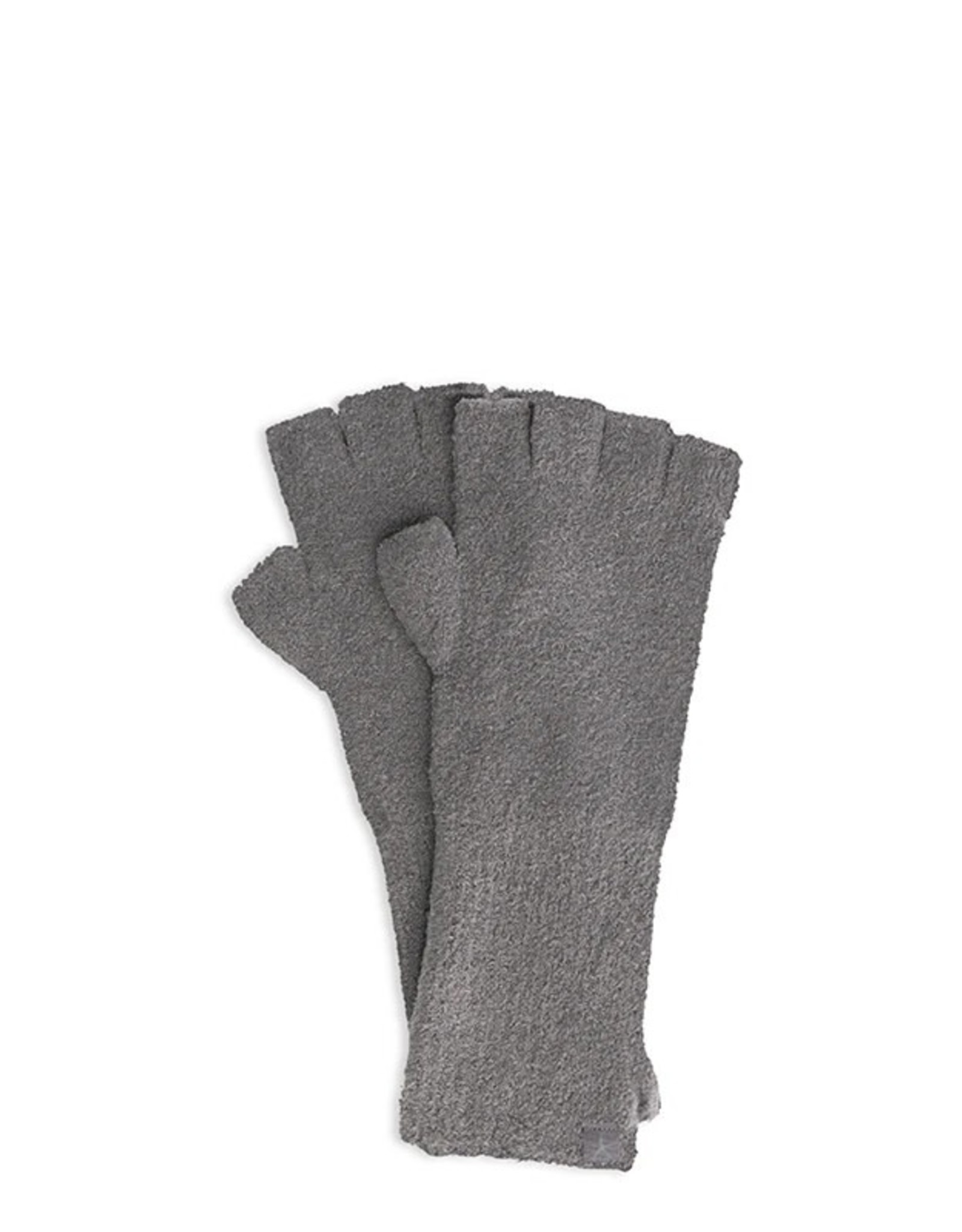 Barefoot Dreams Barefoot Dreams Cozychic Lite Fingerless Gloves Graphite