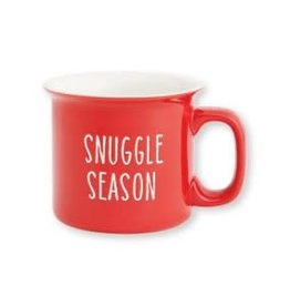 Collins Painting & Desgin Holiday Mug Snuggle Season