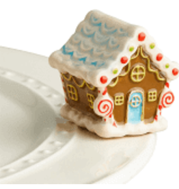 Nora Fleming Nora Fleming Attachment Candyland Lane Gingerbread House