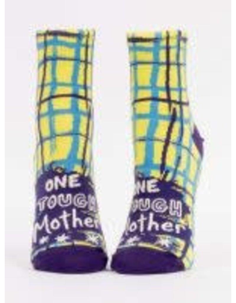 Blue Q Blue Q Women's Ankle Socks One Tough Mother