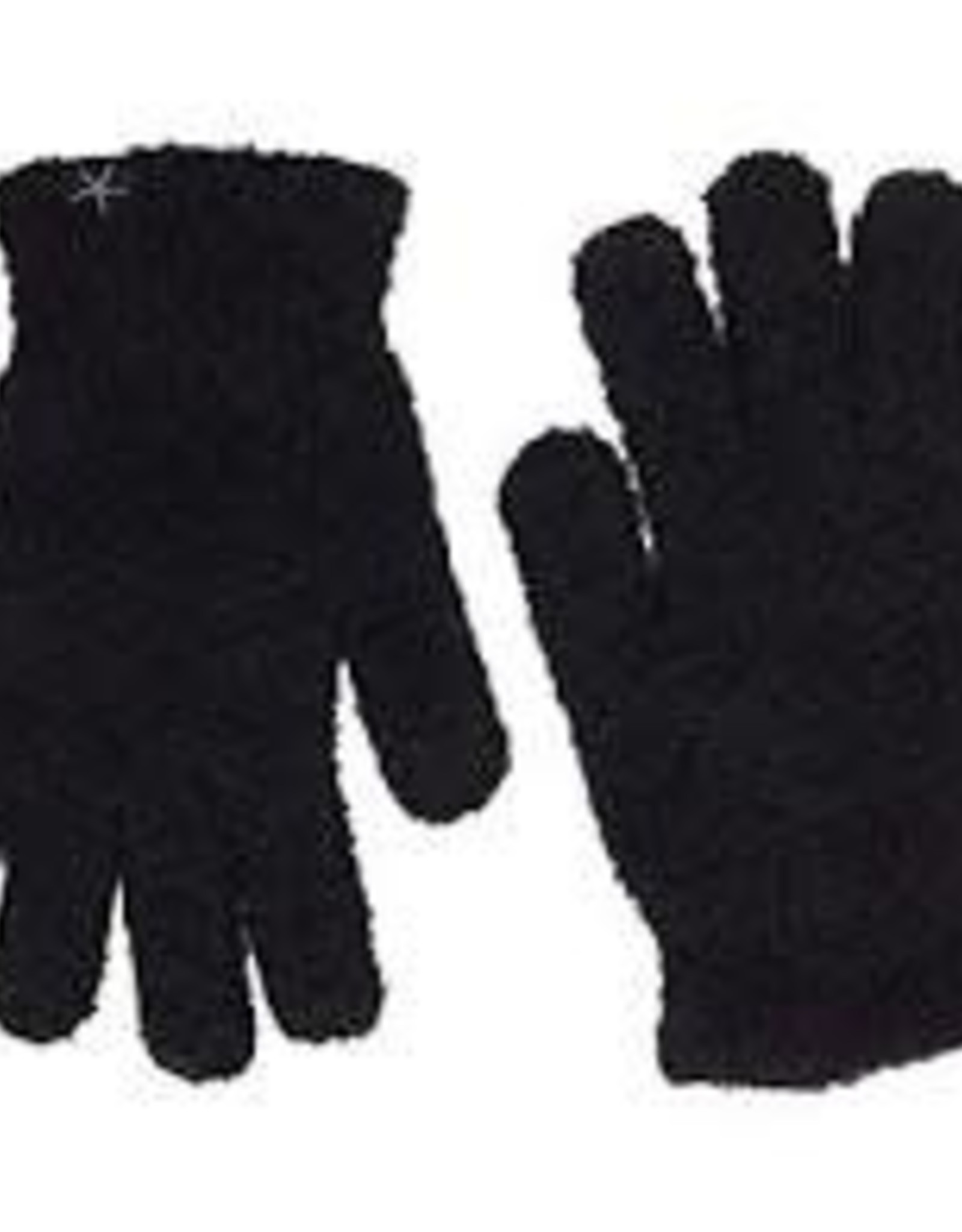 Barefoot Dreams Barefoot Dreams Cozychic Gloves Black