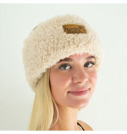 Nordic Beach Nordic Beach Head Wrap Fluffy Frappe