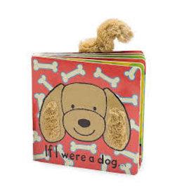 Jellycat Book- If I Were A Dog
