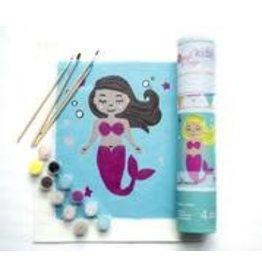 Pink Picasso Kids Marina Mermaid