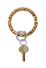 O Venture Big O Silicone Keyrings Cheetah