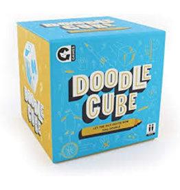 Doodle Cube