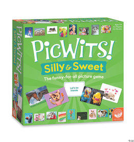 Mindware (Peaceable Kingdon) Picwits! Silly & Sweet