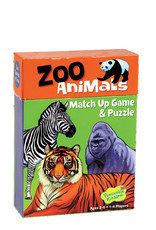 Mindware (Peaceable Kingdon) Match Up Game Zoo Animals