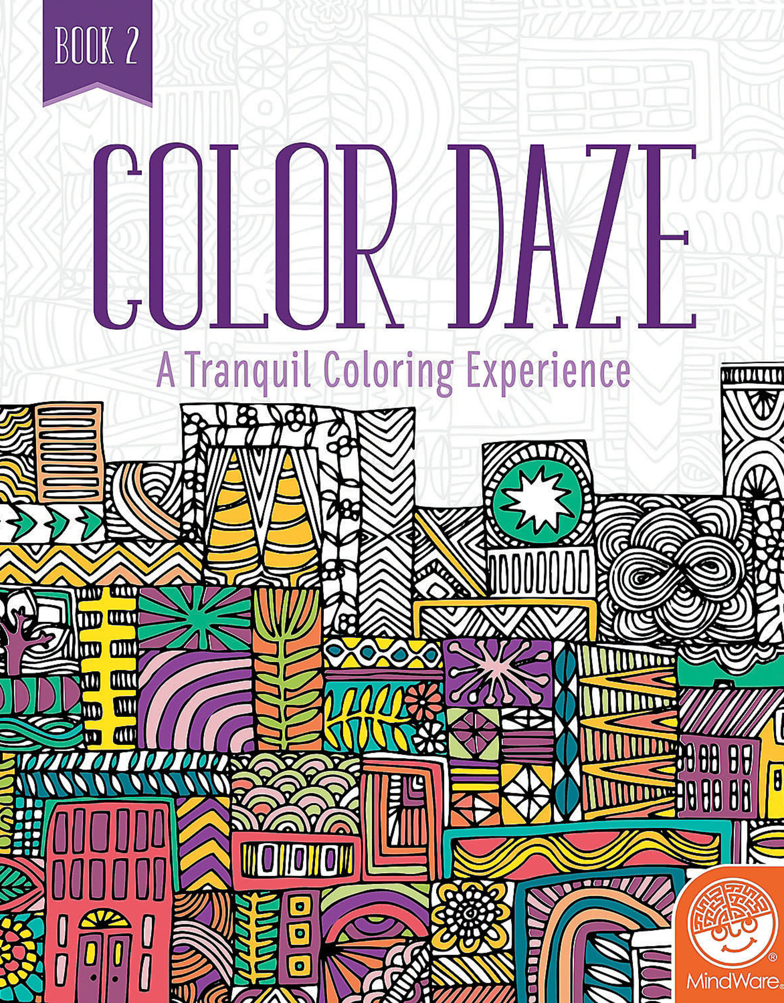 Mindware (Peaceable Kingdon) Color Daze Book 2