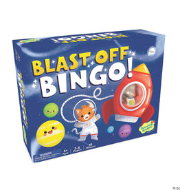 Mindware (Peaceable Kingdon) Blast Off Bingo