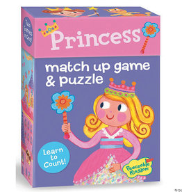 Mindware (Peaceable Kingdon) Match Up Game Princess