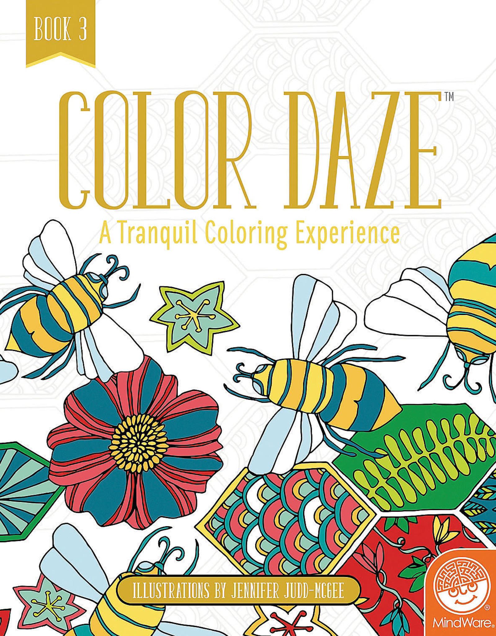Mindware (Peaceable Kingdon) Color Daze Book 3