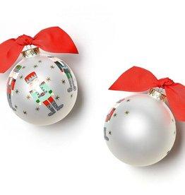Coton Colors Ornament Nutcracker