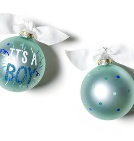 Coton Colors Ornament It's A Boy Popper