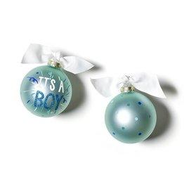 Ornament It's A Boy Popper