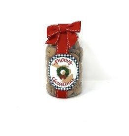 Oh Sugar Oh Sugar 10oz Cookie Jar Michigan Christmas