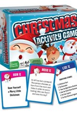 Outset Media Christmas Activity Game