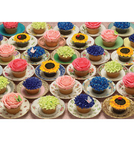 Outset Media Cupcakes and Saucers Puzzle