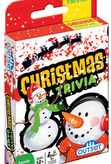 Outset Media Christmas Trivia Card Game