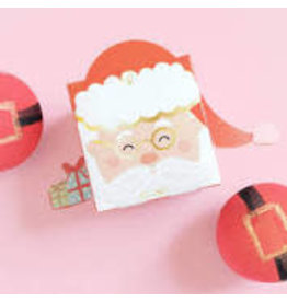 Musee Bath Holiday Boxed Balm Santa Claus