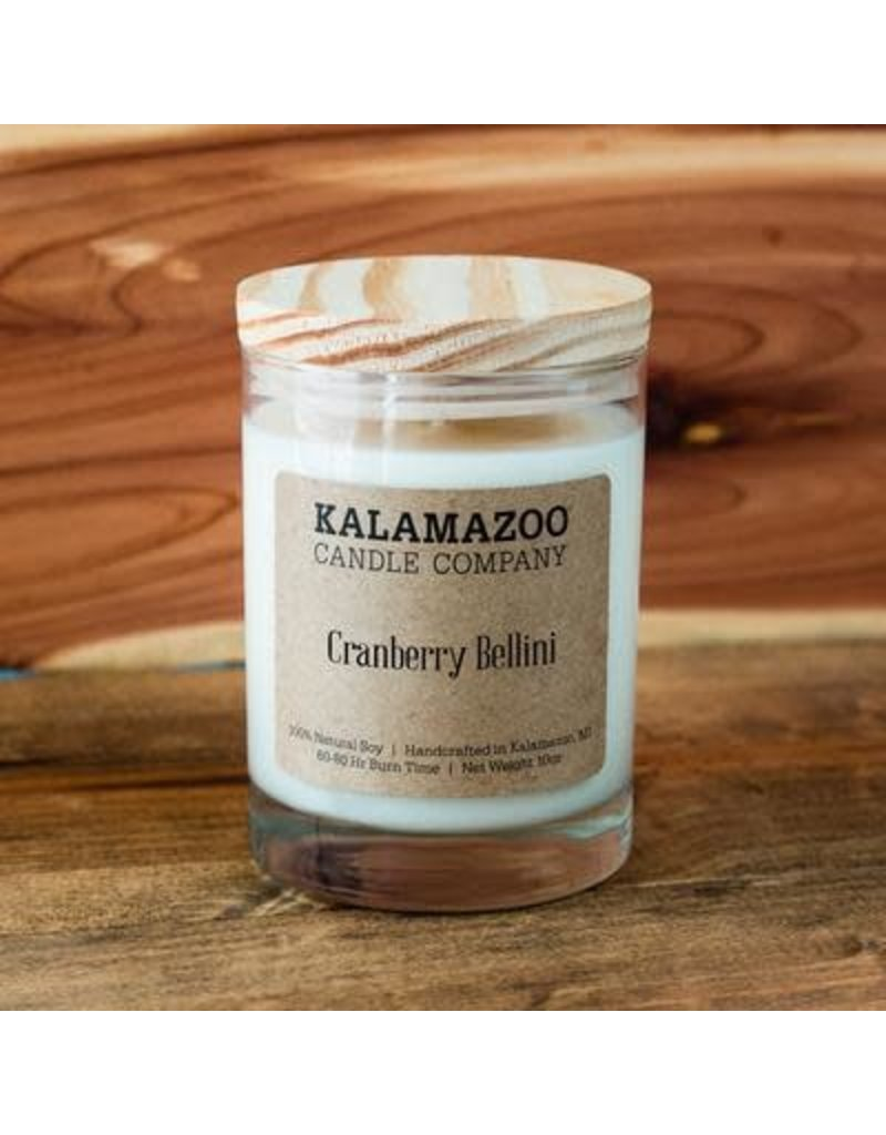 Kalamzoo Candle Cranbery Bellini