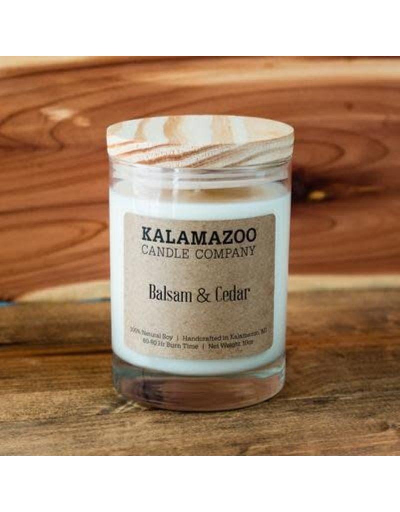 Kalamazoo Candle Balsam & Cedar