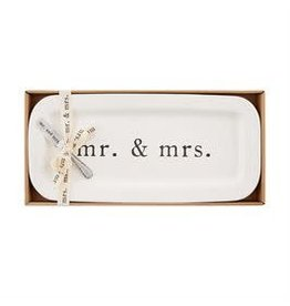 Mud Pie Mr. and Mrs. Hostess Set