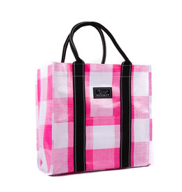 Scout Totes-Ma-Goat Pink Check