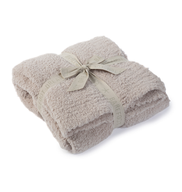 Barefoot Dreams Barefoot Dreams Cozychic Throw Stone