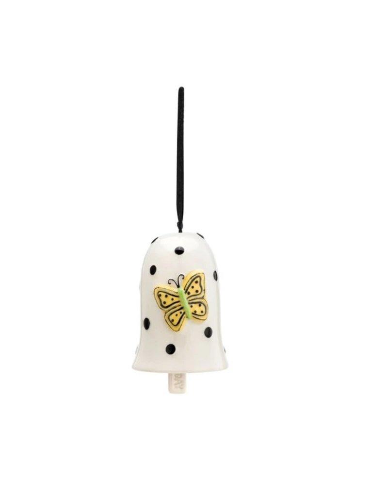 Demdaco Heartful Home Bell Happy