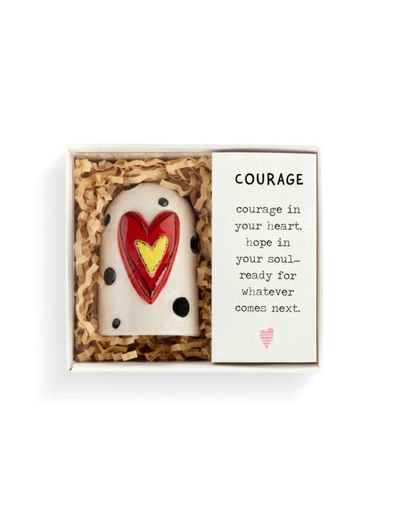 Demdaco Heartful Home Bell Courage